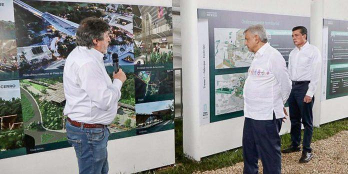 Las obras del Tren Maya arrancan en la ilegalidad