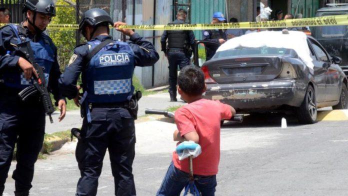 50 mil niñas y niños son huérfanos del crimen organizado en México