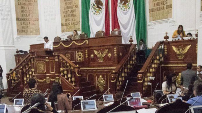 Poca transparencia en Congreso de la CDMX durante el confinamiento