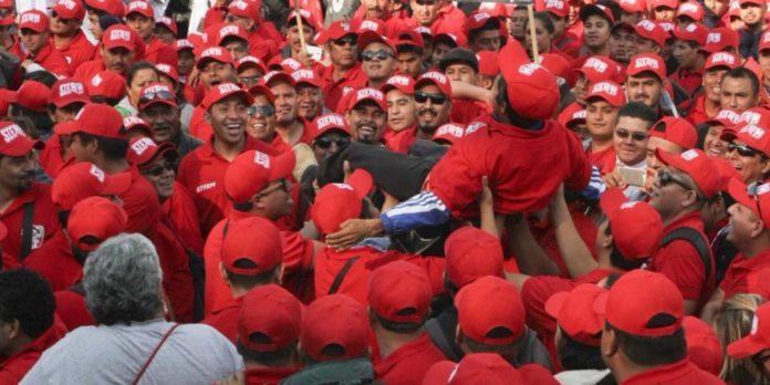 La historia del sindicalismo mexicano
