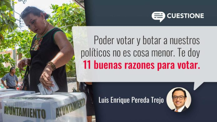 Votar-elecciones