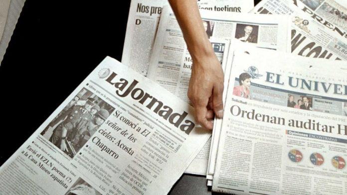 La Jornada, el periódico consentido del gobierno recibe 7 de cada 100 pesos para publicidad oficial