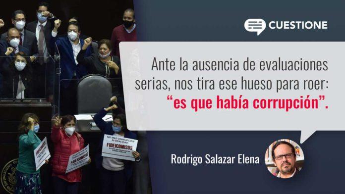 Las manzanas podridas de López Obrador