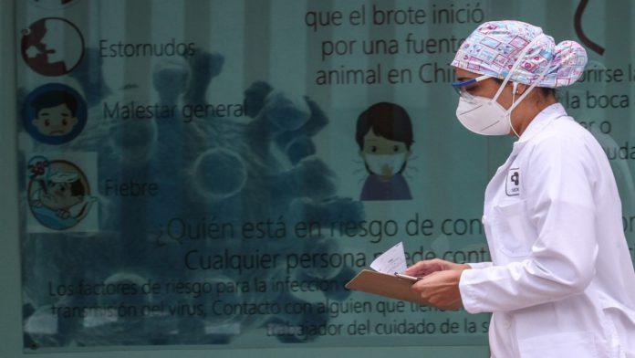 Número de casos COVID-19 no bajan en CDMX; aumentan hospitalizaciones
