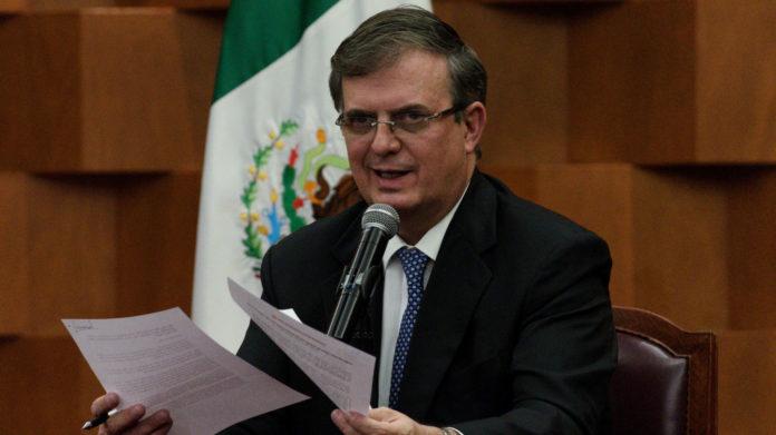 Marcelo Ebrard-Salvador Cienfuegos