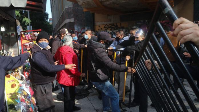 Manifestaciones-represion