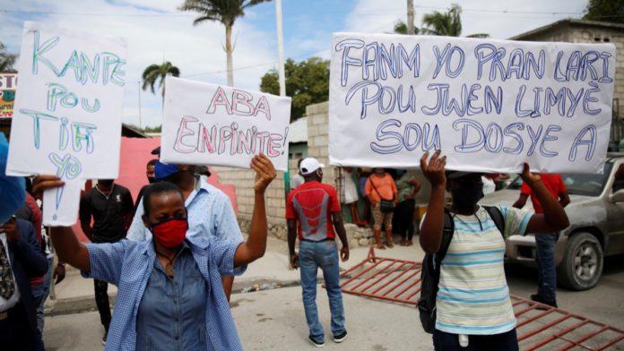 El caso del presidente de la Federación de Futbol de Haití que violó a varias futbolistas