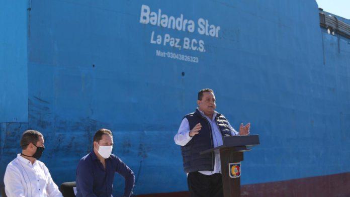 ¿Cómo tiene a Baja California Sur el panista Mendoza Davis en su último año de gobierno?