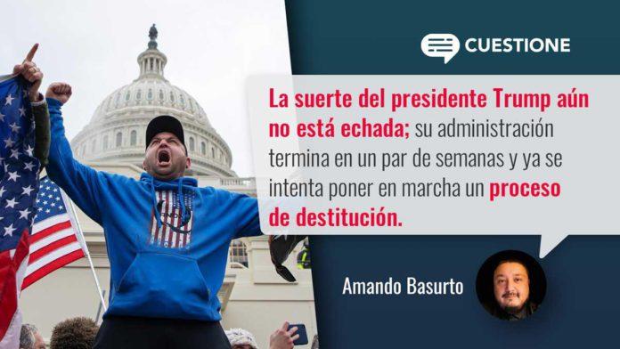 Trump-Capitolio