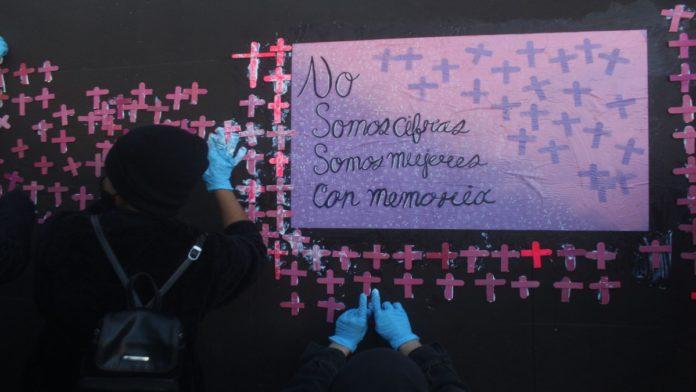 En 2020, creció el número de niñas víctimas de feminicidio en México