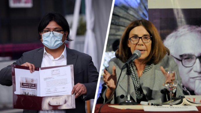 Sabina y Gibrán, los que más cobraron en Canal Once por hablar bien del gobierno