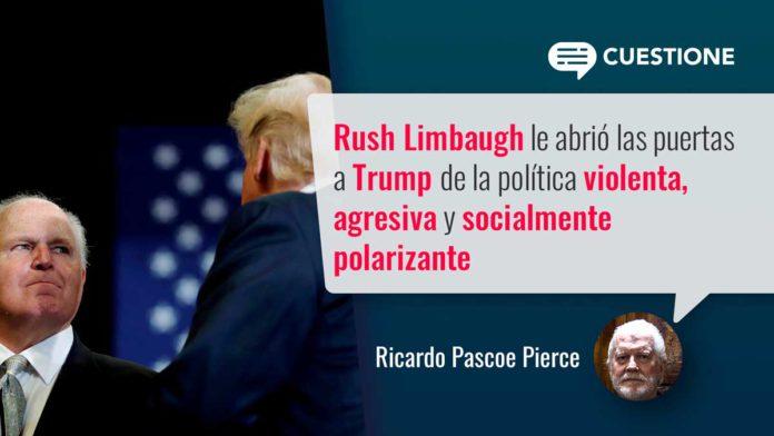 Bye, bye Rush
