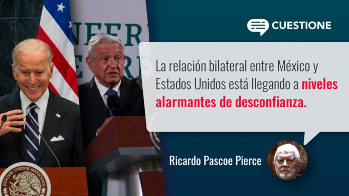 Desconfianza bilateral