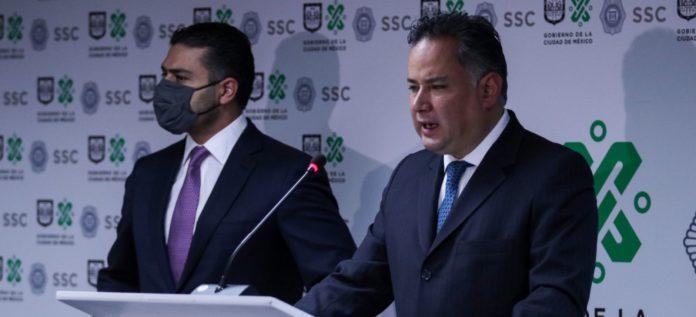 La SSC-CDMX y la UIF capturan a banda de nigerianos que robaban nómina de personas en México