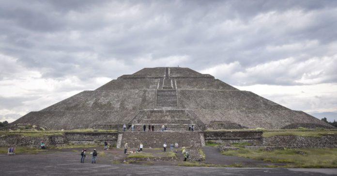Teotihuacan patrimonio cultural
