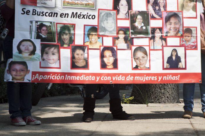 Adolescentes desaparecidas
