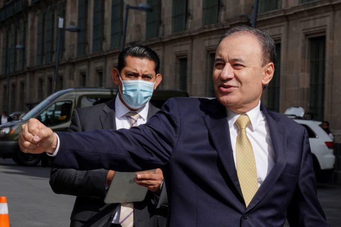 Alfonso Durazo seguridad