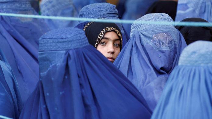 Talibanes mujeres