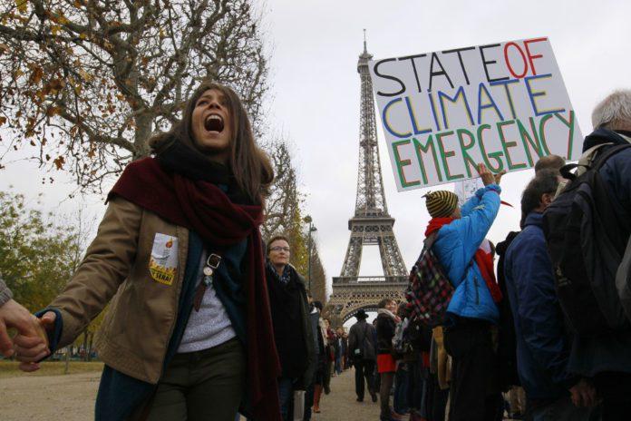 cambio climático países