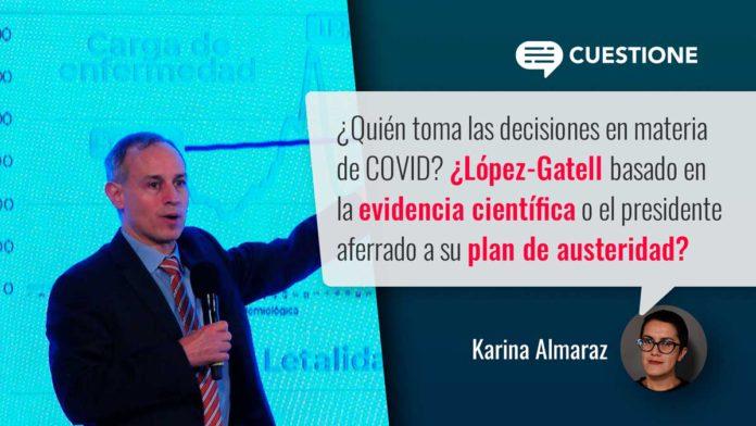López-Gatell y el control de daños