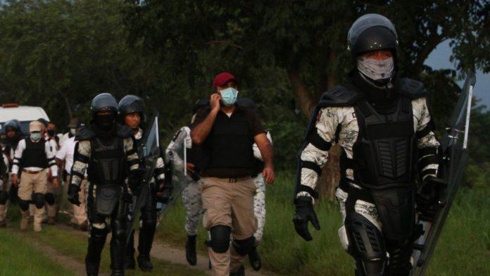 El gobierno pide más dinero para seguridad; la Guardia Nacional, su principal gasto